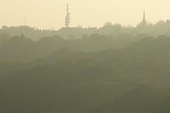 Highgate (zimri_smith) Tags: london tower mobile nikon phone nikond50 spire alexandrapalace mast highgate mobilephonemast afsdxvrzoomnikkor18200mmf3556gifedii