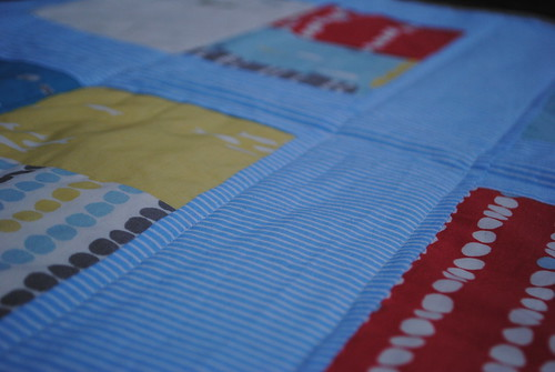quilt for baby henry