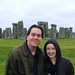 "Joy and I at Stonehenge • <a style=""font-size:0.8em;"" href=""http://www.flickr.com/photos/26088968@N02/6342121542/"" target=""_blank"">View on Flickr</a>"