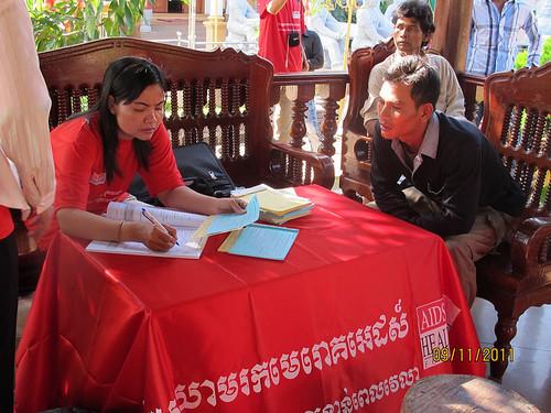 Cambodai WAD Testing 5
