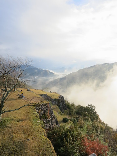 takeda castle by S100