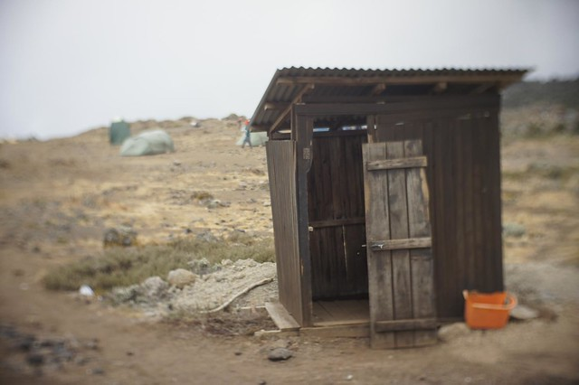 Camps And Huts On Kilimanjaro Tourdust Blog