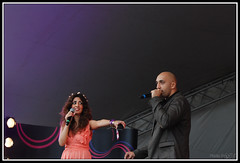 "Noreen Khan & Tommy Sandhu [LONDON MELA 2011] • <a style=""font-size:0.8em;"" href=""http://www.flickr.com/photos/44768625@N00/6355837705/"" target=""_blank"">View on Flickr</a>"