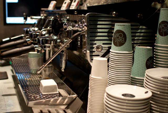 Kees van der Westen custom espresso machine