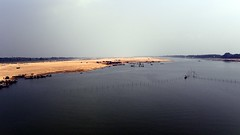 Damodar, the River of Sorrows - in dry season (H G M) Tags: river dryseason damodar