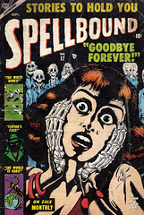 Spellbound 17 (Patty Boh) Tags: classic mystery vintage 60s comic tales books retro 1950s hero horror 70s goldenage 50s heroes 1960s 1970s silverage