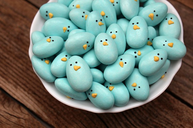 JORDAN ALMOND Bluebirds