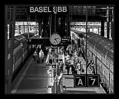 _SG_2011_09_8050_IMG_6371 (_SG_) Tags: bw white black car station train canon wagon schweiz switzerland is blackwhite suisse rail railway zug bahnhof sbb basel railwaystation 7d rails usm schwarzweiss departure weiss ef schwarz basle gleis 24105 railtrack abfahrt baselsbb f4l scharzweiss 24105mm schwarzundweiss canonef24105mmf4lisusm bahngleis canonef24105mm ef24105mm ef24105 railwaycar eos7d canoneos7d canon7d