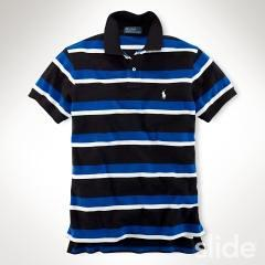 Custom-fit-thick-stripped-polo