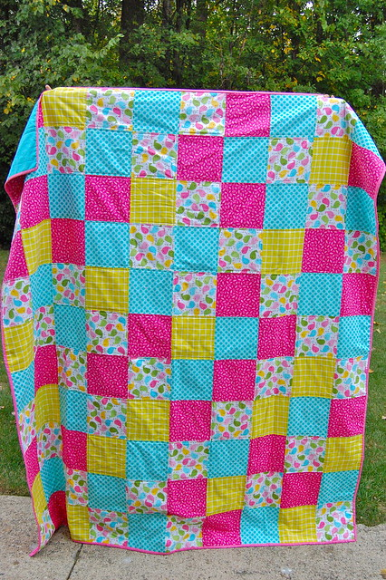 Chasing Charlotte Quilt