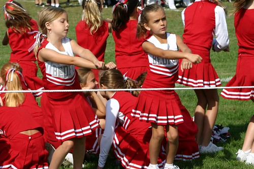 Karli - Mod Cheerleader