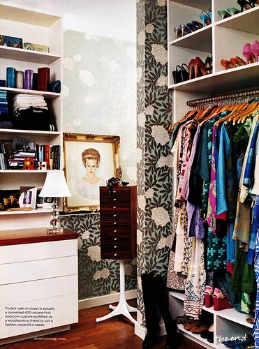 poole closet Domino