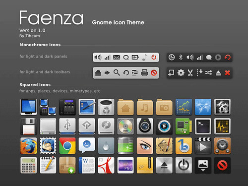 faenza icons on Ubuntu'' border=