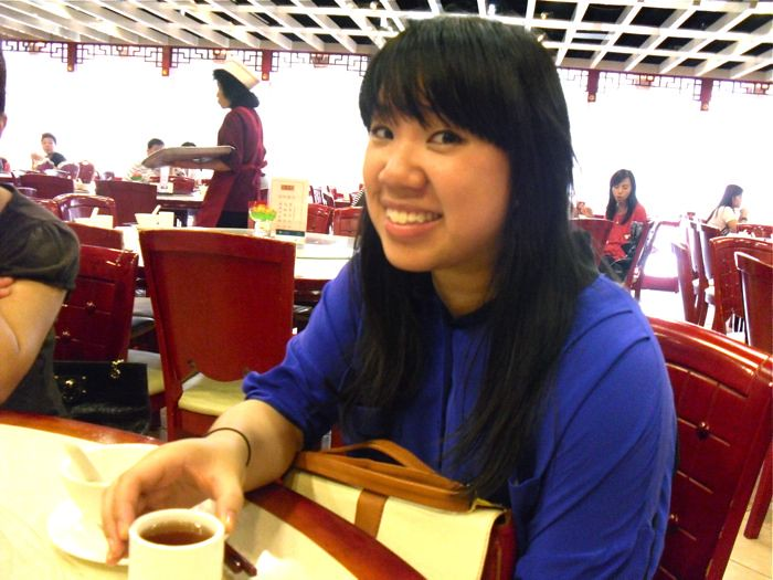 Me at Wing Lai Yuen