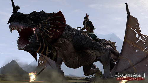 Dragon Age 2: Mark of the Assassin Comes October 11