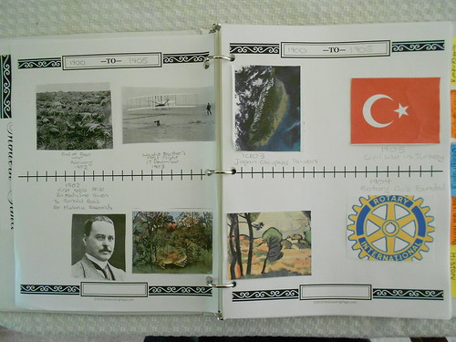 Notebooking pages modern history (2)