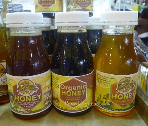 Agrilink 2011-Milea Honey