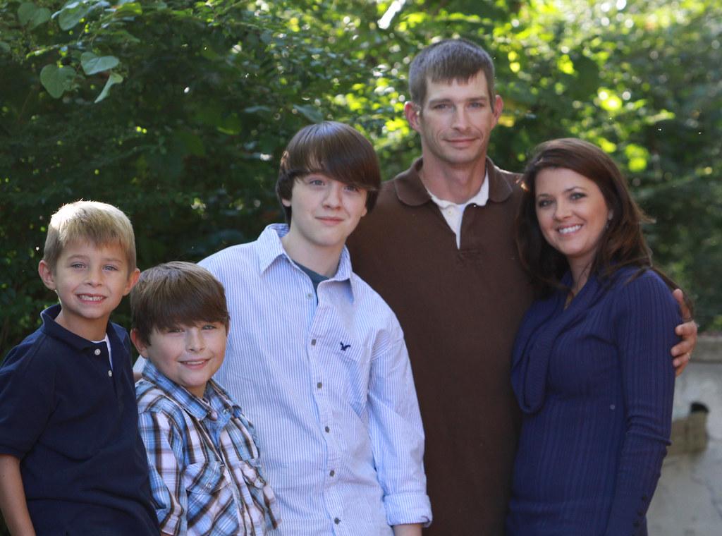 The Cain Family 6