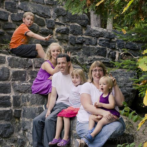 Lime Kiln Trail portraits
