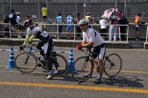 天満屋ハピータウンカップ2011 第20回サイクル耐久レース #7