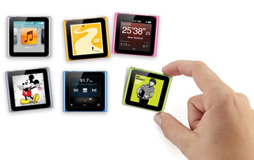 Apple iPod nano fitness and fun