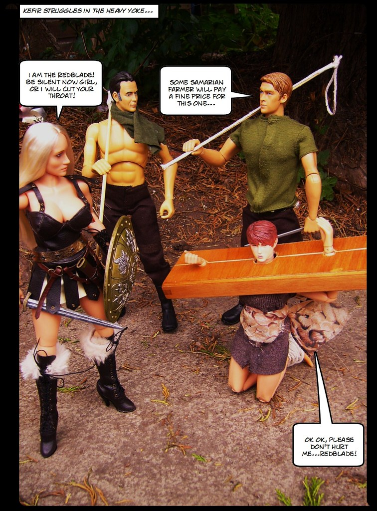 Skarr the Barbarian - Enslaved (6)