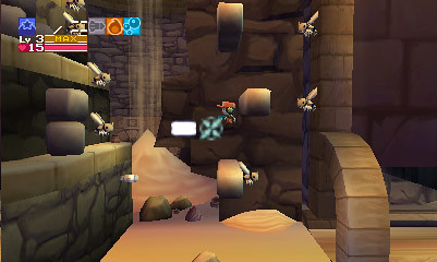 Cave Story 3DS - Sandzone 4