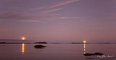 _MG_2905_pano (May Elin Aunli) Tags: nightphotography sunset lighthouse norway night norge natt grimstad nattfoto torungen hasla haseltangen
