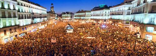 15 Octubre: Puerta del Sol by cdmalo