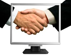 customer loyalty, customer satisfaction, handshake