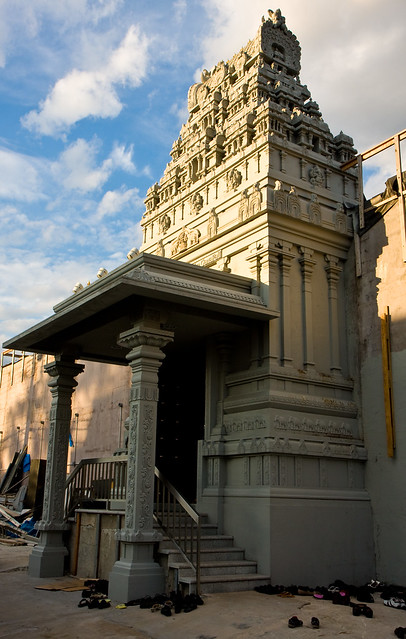 OHNY: Ganesh Temple, Hindu Temple Society of North America