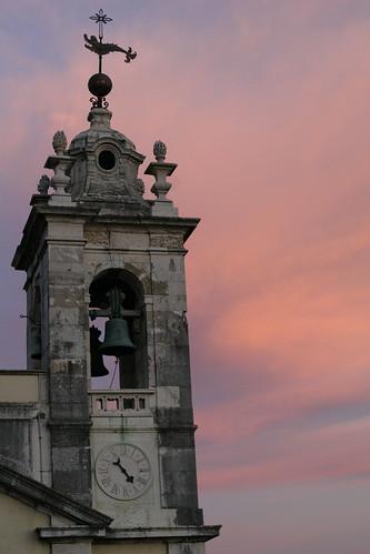 lisbon - sunset