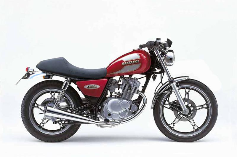 Bán Suzuki GN125  pháp  zin đẹp giá rẻ