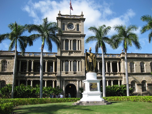 downtown honolulu walking tour
