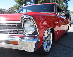 1967 Chevy Nova (california car cover) Tags: red supersport chevynova holidaycatalog californiacarcover