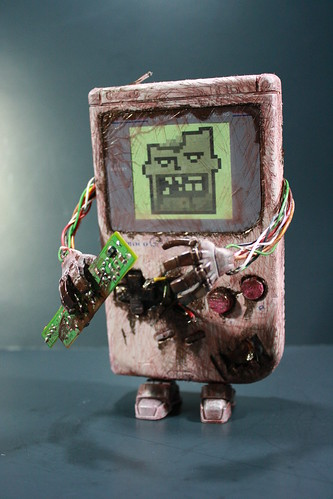 Kodykoala's Custom Zombie Gameboy