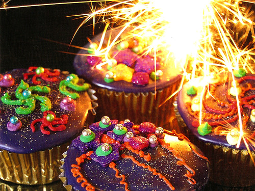 6271012037 d3f5c953fd Bonfire Night   Guy Fawkes   Fireworks Night   5th of November Cupcakes