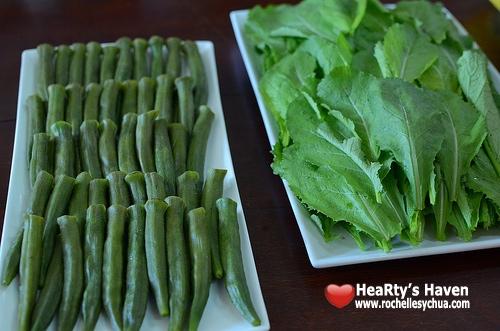kapampangan veggies