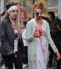 Zombie_Walk_173 (Pardon The Lens) Tags: toronto ontario canada halloween dead scary blood nikon zombie makeup brains gore undead downtowntoronto zombiewalk torontozombiewalk tzw nikond90 102211 zombiewalktoronto braindrive torontozombiewalk2011 oct2211 tzw11 tzw2011