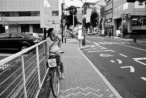 松本市自転車漫遊