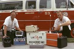 Paramedic Rescue Ambulance August 1972