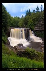 Blackwater Falls (Ted Glazer: Vertical Nature Photography) Tags: falls waterfalls blackwaterfalls blackwaterfallsstatepark tedglazer verticalnature