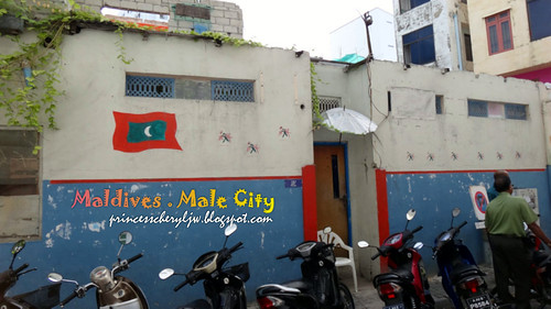 Male City Maldives 07