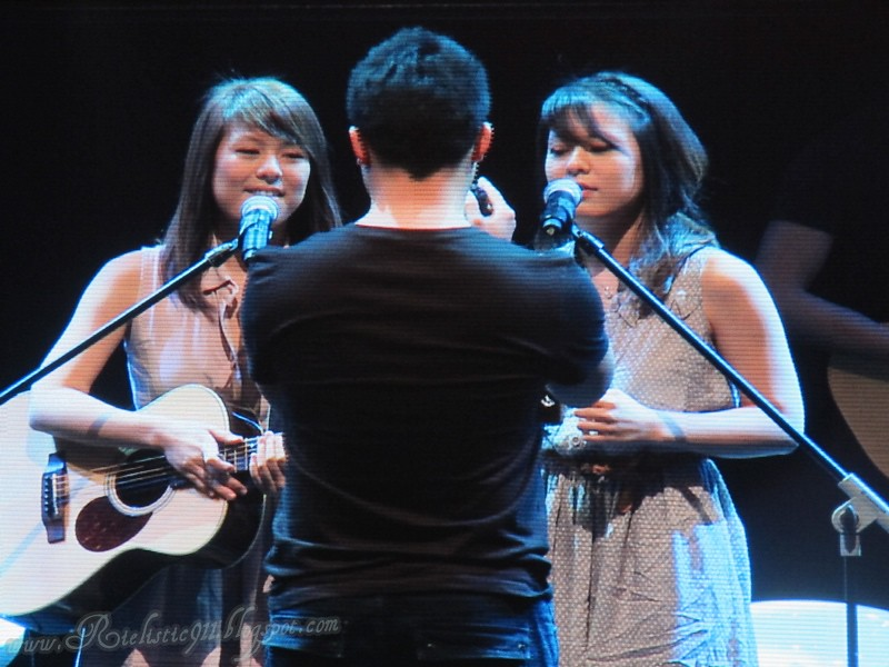 Jayesslee Live in City Harvest Malaysia