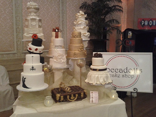 Cake Show Franklin Plaza 201105