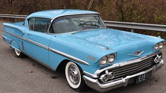 """Factory 348 Tri Power 1958 Impala • <a style=""""font-size:0.8em;"""" href=""""http://www.flickr.com/photos/85572005@N00/6284378928/"""" target=""""_blank"""">View on Flickr</a>"""