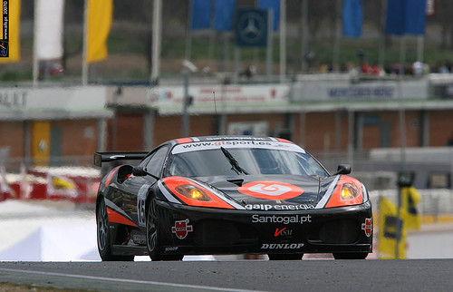 Ferrari F430 GT, GT España