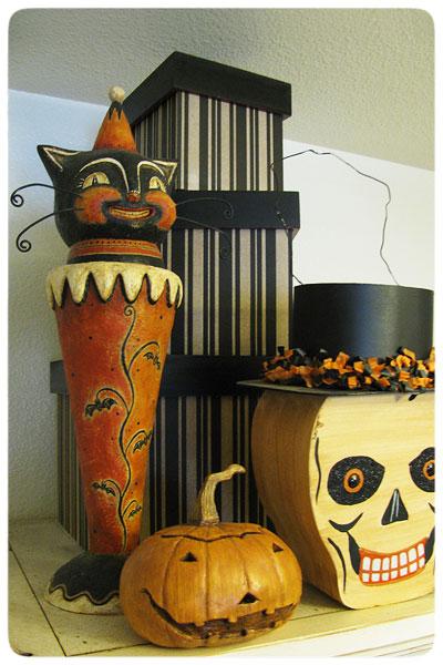 Cat-Vase