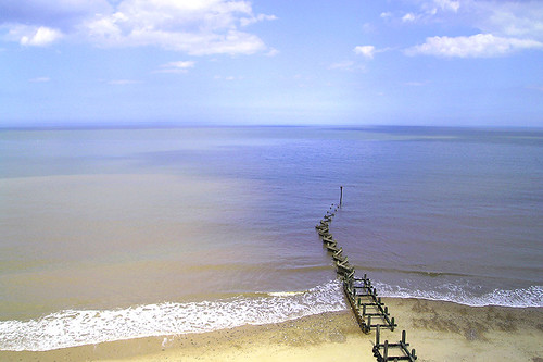 Cromer - Broken Jetty