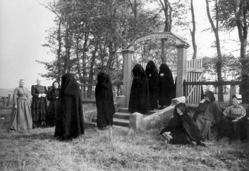 Funeral Boerenbegrafenis / del granjero por Nationaal Archief
